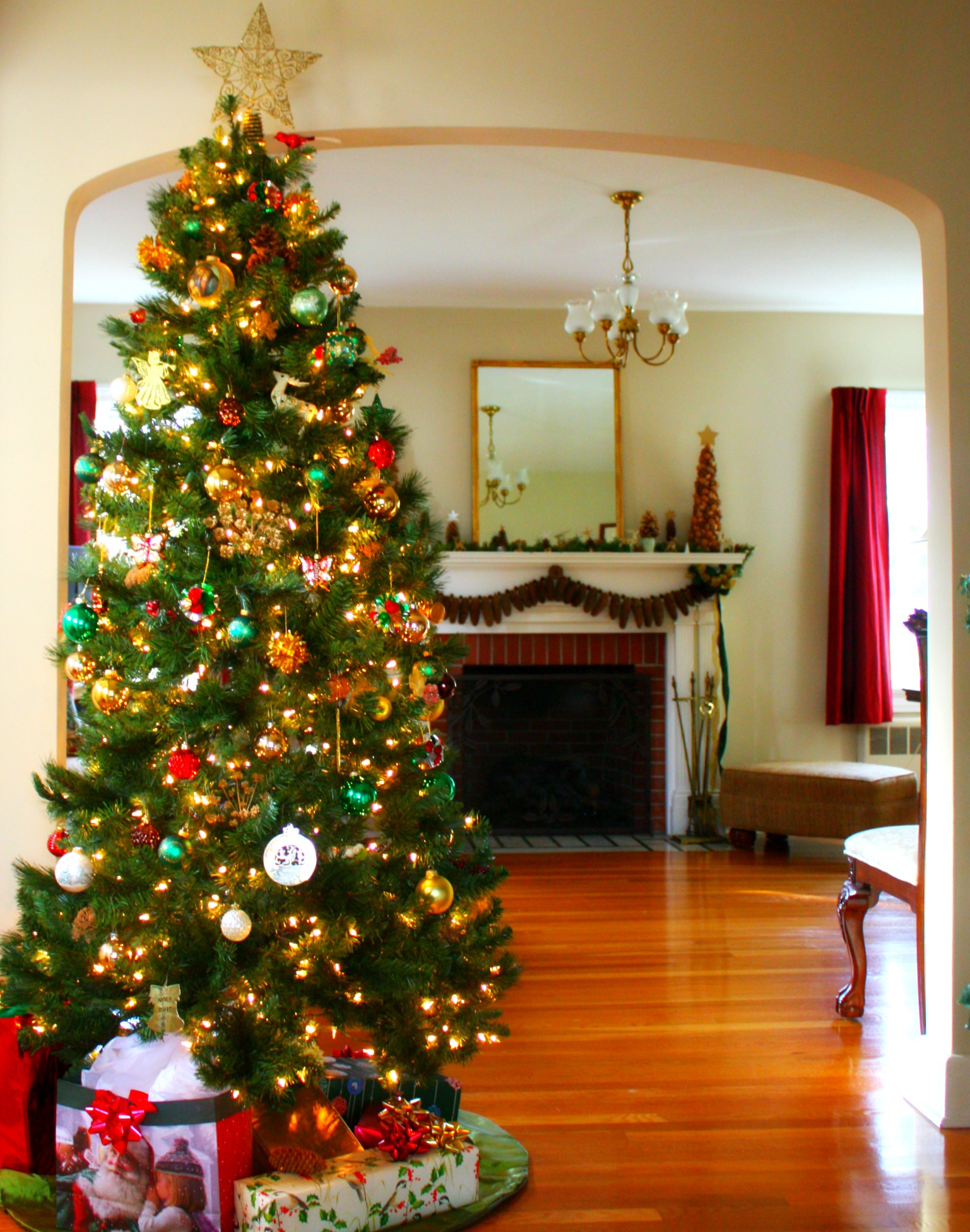 christmas tree theme decorations. how to decorate a christmas tree