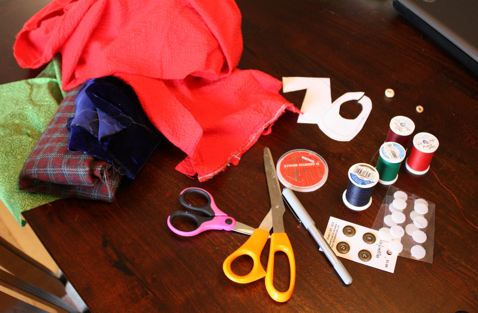 Couch Crafts Hand Sewing Doll Clothes From Scraps Craft Thyme