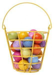 dyed-golf-balls