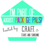 August 2013 package pals button