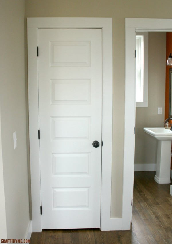 Pantry Door Idea: Makeover Time
