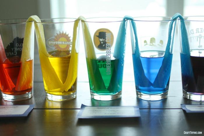 Color activity for children