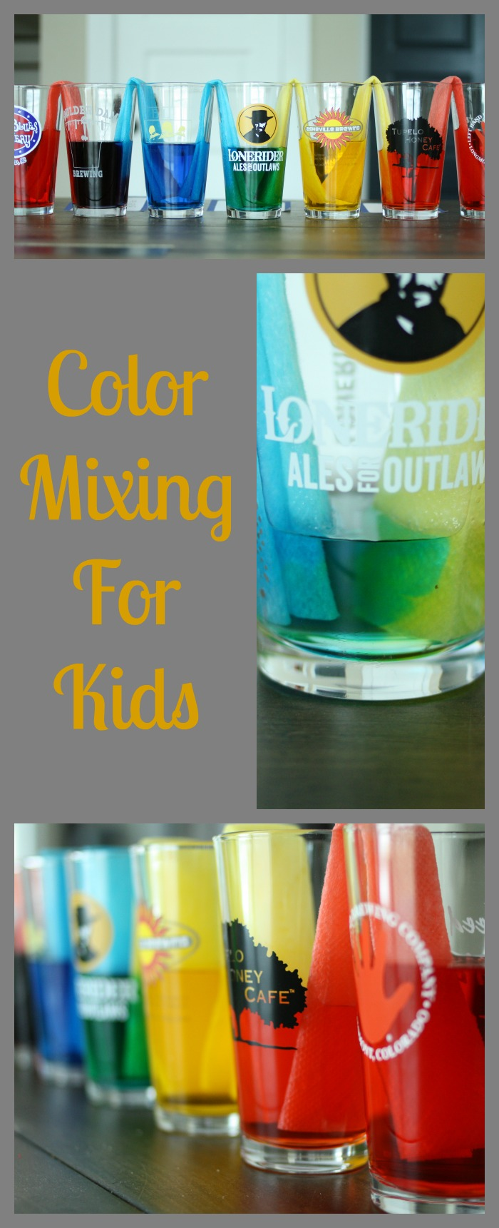 Color mixing activities for kids