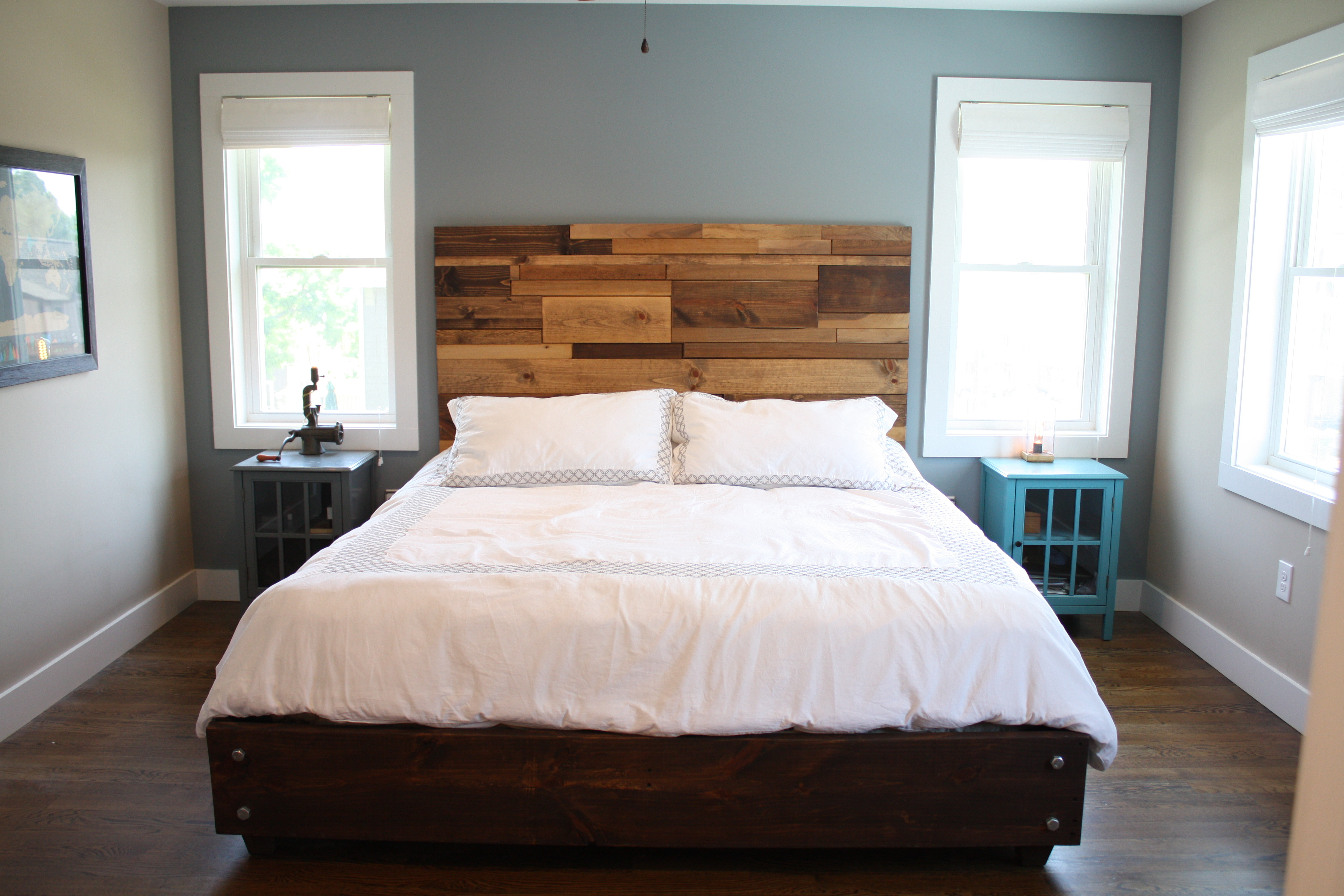 salvaged-wood-headboard